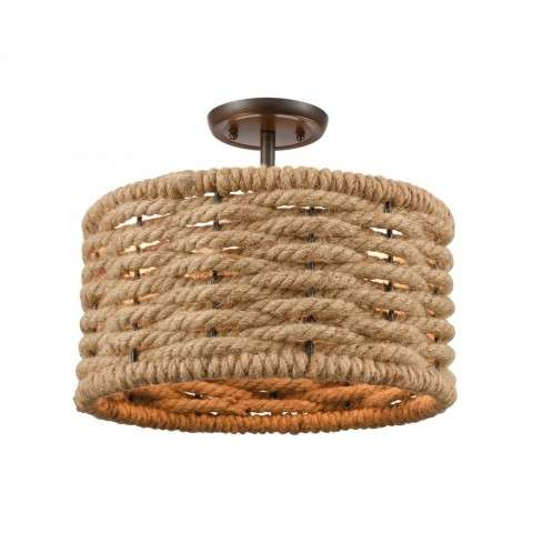 ELK Lighting 10756/2 Flush Mount