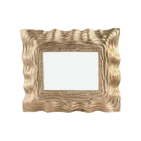 Archon Mirror in Gold