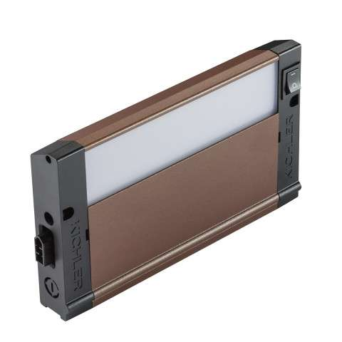 4U Series LED - 4U LED Ucab 3000K - 8 - Bronze Textured