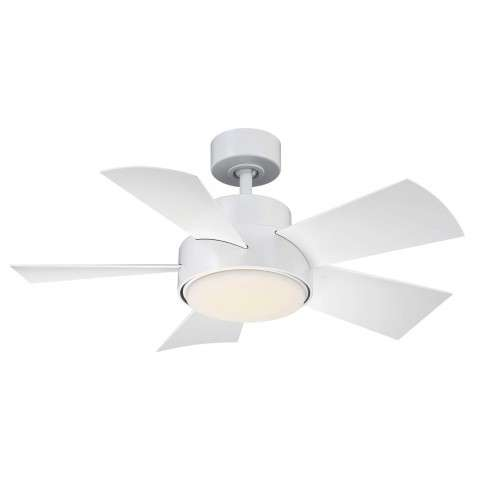 FR-W1802-38L-MW Modern Forms Elf 38 Inch DC Smart Ceiling Fan