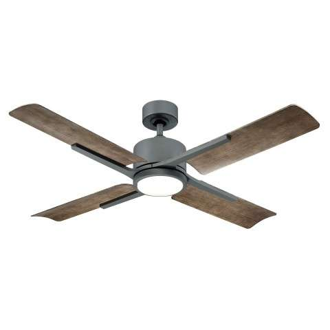 FR-W1806-56L-GH-WG Modern Forms Cervantes 56 Inch DC Smart Ceiling Fan