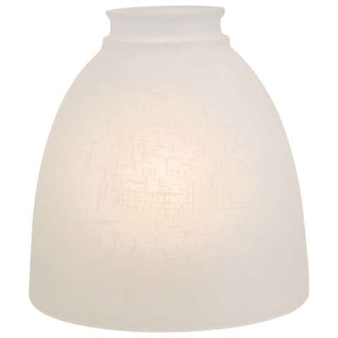 Ceiling fan glass shade model 2645 2 1/4 inch Linen from Minka Aire.
