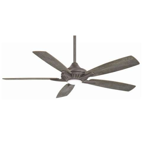 Minka Aire Dyno Ceiling Fan Model MF-F1000-BNK in Burnished Nickel