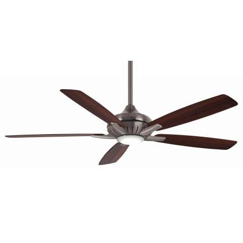 Minka Aire F1001-BN 60 Inch Dyno XL Ceiling Fan in Brushed Nickel