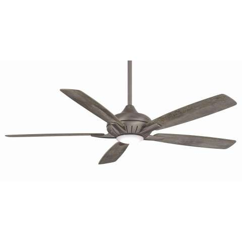 Minka Aire F1001-BNK 60 Inch Dyno XL Ceiling Fan in Burnished Nickel