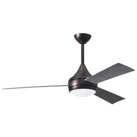 Matthews Fan Company Donaire Model DA-BB-BW - With Light