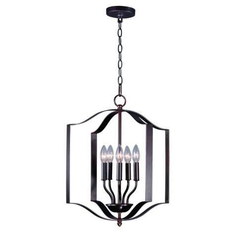 Provident 5-Light Chandelier in Oil Rubbed Bronze