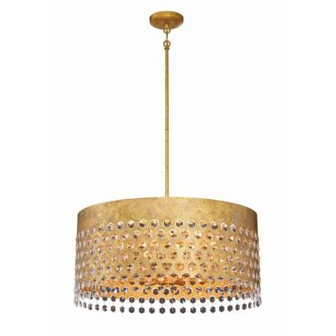 Kingsmont 8 Light Pendant