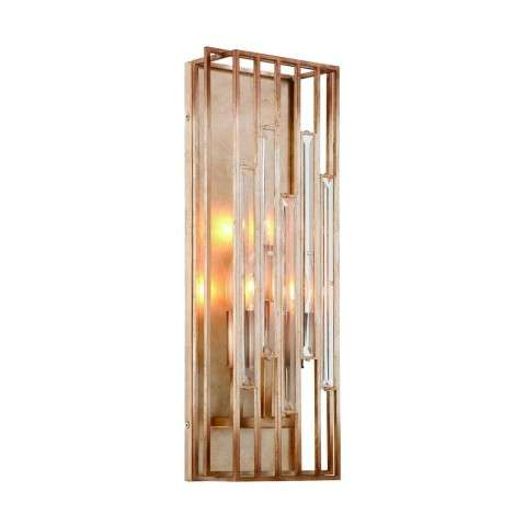 Ruxton Hall 3 Light Wall Sconce