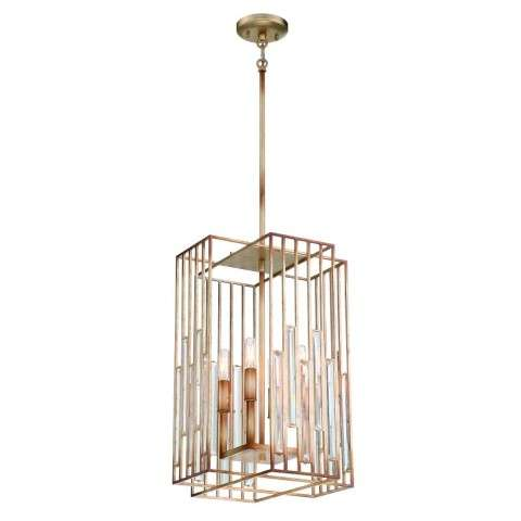 Ruxton Hall 4 Light Pendant