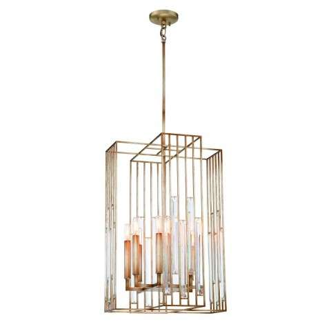 Ruxton Hall 8 Light Pendant