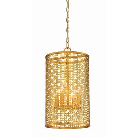 Blairmoor 4 Light Pendant