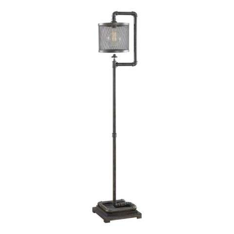 Bristow Industrial Floor Lamp