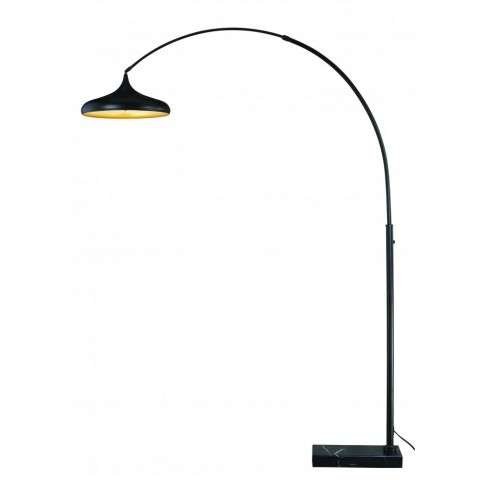 Bacio Instalux LED Arc Lamp Oil Rubbed Bronze