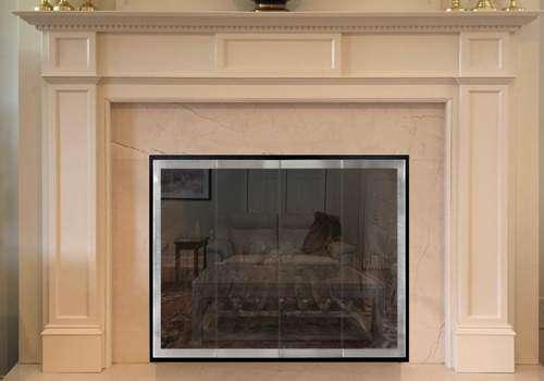 Fireplace Door Example 2
