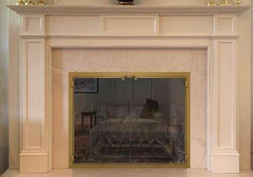 Fireplace Door Example 3